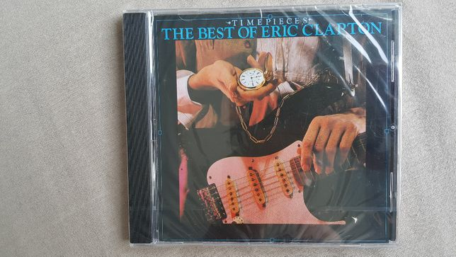 CD Eric Clapton: Timepieces - The Best of. Folia.