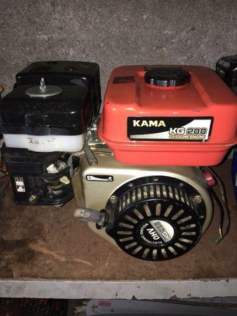Motor marca Kama KG200 - gasolina