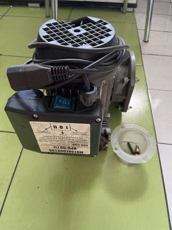 Motoreduktor do podajnika