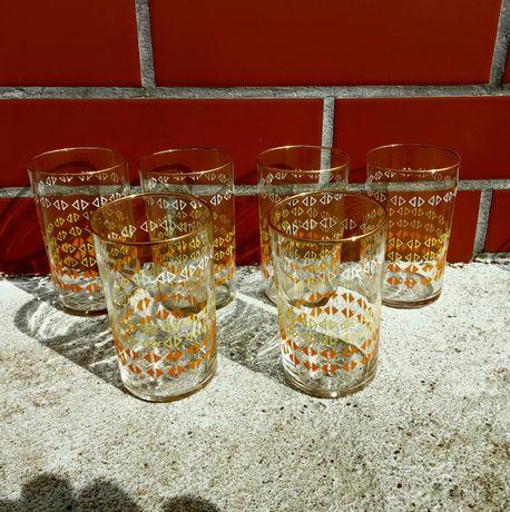 Zestaw szklanek