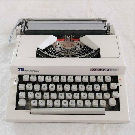 Máquina de Escrever Triumph-Adler Contessa 2 De-Luxe