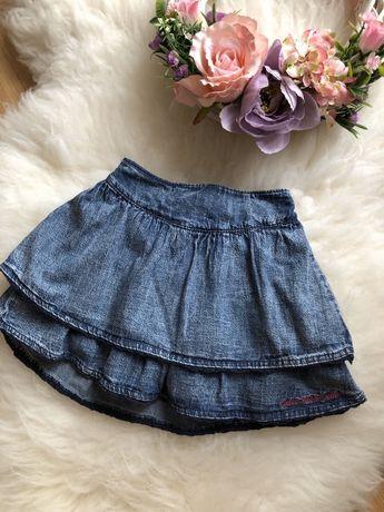 Spódnica dżinsowa Calvin Klein 4 lata