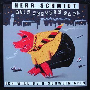 Herr Schmidt – Kein Schöner La La