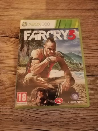 Far Cry 3 po polsku XBOX360