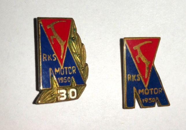Motor Lublin - odznaki