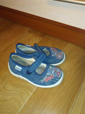 Продам дитячі текстильні тапочки Валді