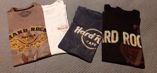 TShirts Hard Rock varias