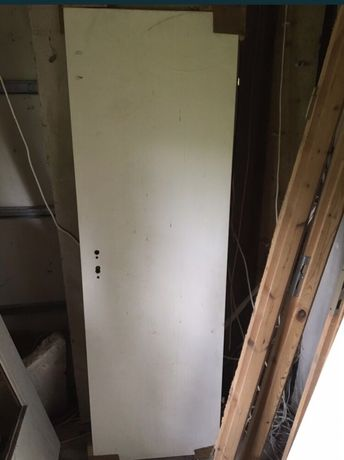 Drzwi 70 na budowę budowlane zewnętrzne wewnętrzne działkę tanie