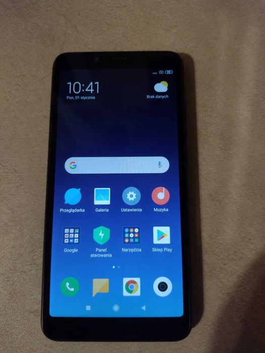 Telefon Redmi 6A z etui Żywiec - image 1