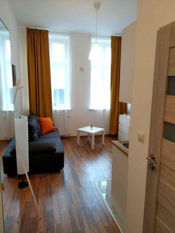 Mieszkanie kawalerka na wynajem Katowice Bażantów po remoncie Premium