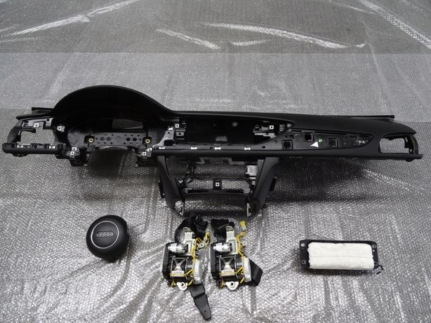 Audi a6 c7 audi a7 панель приборов торпеда подушка airbag штора ремни