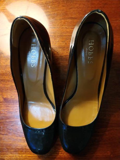 Лаковые женские туфли р - р40