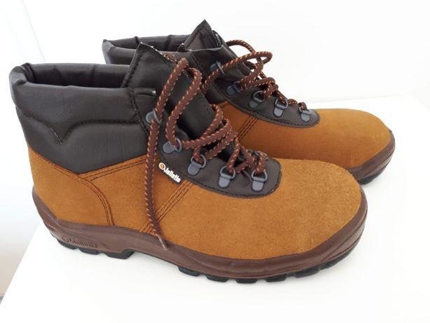 Skórzane buty ochronne - robocze JALLATTE S3 r.43