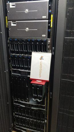 SUPERCOMPUTADOR | 16 x Servidores HP GEN8 | 512 CORES + 1024GB RAM