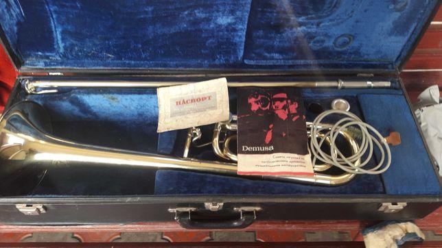 Продам тромбон B&S