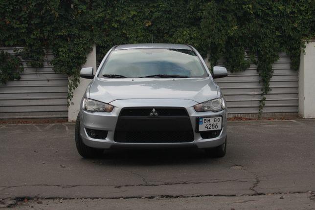 Mitsubishi Lancer X 2009 1.8 hatchback (ideal)