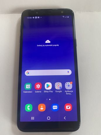 Samsung Galaxy J6 SM-J600FN bardzo ladny+ GRATIS!!!
