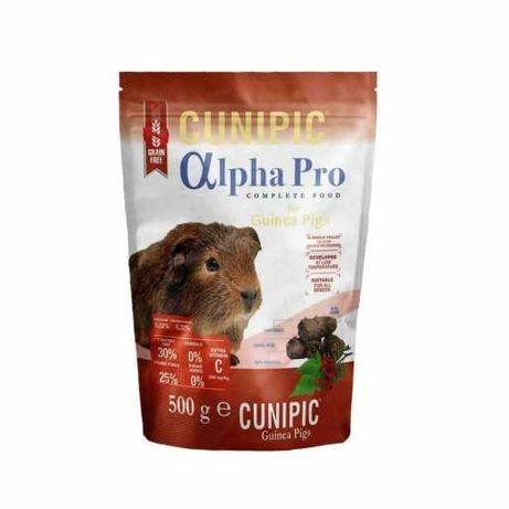Pokarm CUNIPIC ALPHA PRO świnka morska 500g