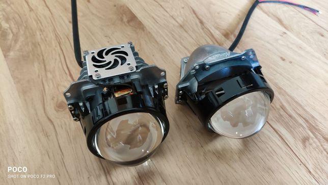 Mocne Soczewki BI-LED BILED 3.0 lepsze od KOITO !!!