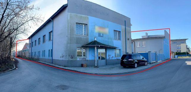 Nieruchomość Tarnów centrum Produkcja Usługi Handel Magazyny