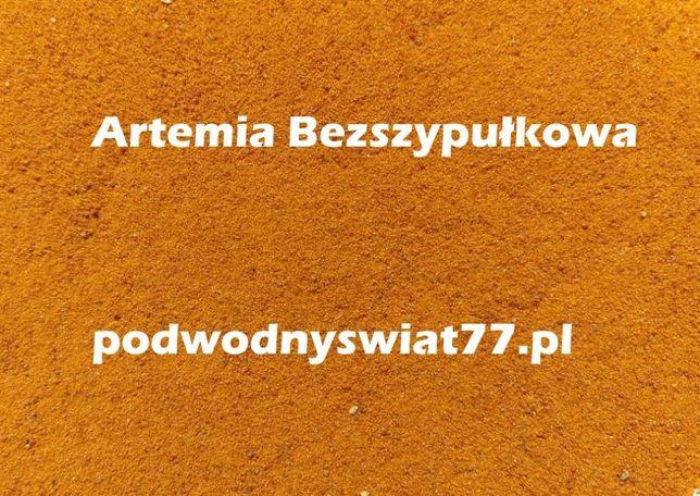 Artemia Bezszypułkowa 50g - najlepszy pokarm dla ryb - akwarium