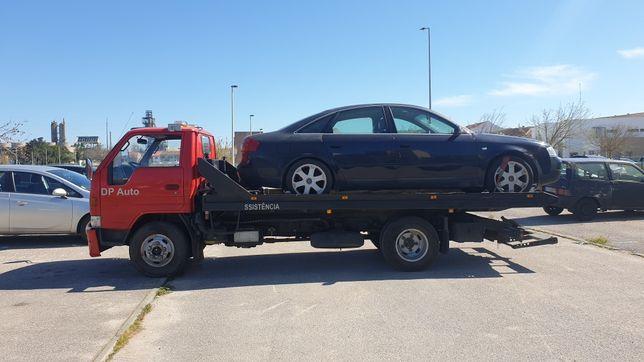 Toyota  dyna pronto socorro ligeiro estrado de ir ao chão