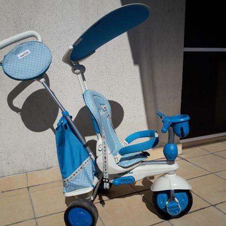 Rowerek 5w1 trójkołowy Smart Trike splash