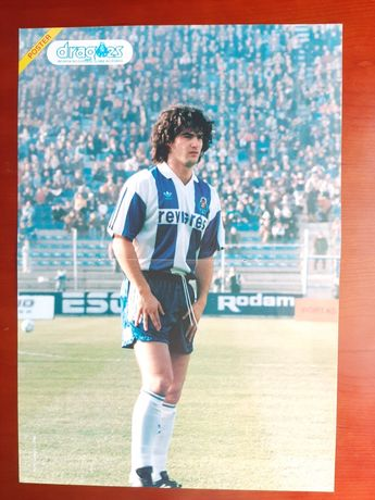 Poster Fernando Couto Futebol Clube do Porto