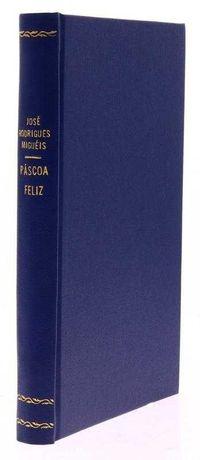 Autografado: Feliz Páscoa: Novela, de José Rodrigues Miguéis