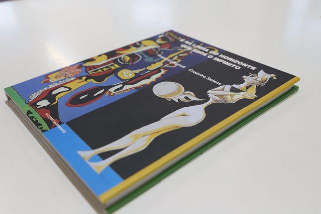 Livro de Arte dos artistas Cruzeiro Seixas e Eugénio Granell