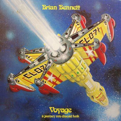 Виниловая пластинка – Brian Bennett – Voyage