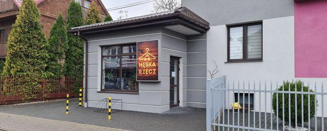 Do wynajęcia lokal handlowo- usługowy  KAZANOWSKIEGO