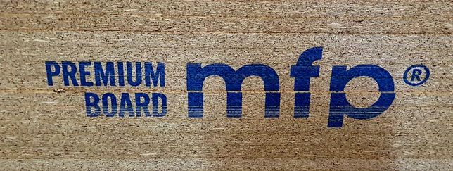 Płyta MFP 22mm pióro-wpust (Lepsza i tańsza od OSB)