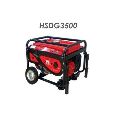 Agregat prdotwórczy 2,8 kW MASTER CUT HSDG 3500
