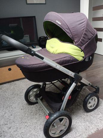Wózek Maxi-Cosi mura 4 i gondola Baby Comfort Windoo- przesyłka gratis