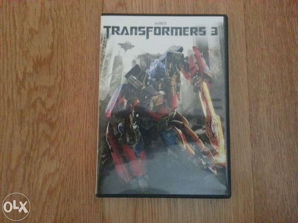 Filme DVD Transformers 3 original