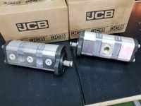 pompa hydrauliczna minikoparka JCb 801.4, 801.5, 801.6, 801.7, 801