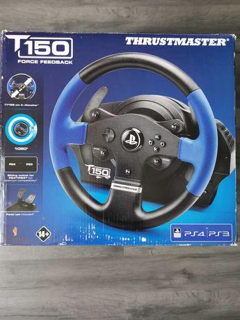 Sprzedam kierownicę thrustmaster t150