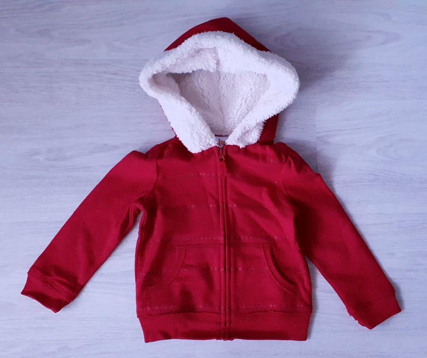 Bluza z kapturem nowa, czerwona świąteczna Chrzanów - image 1