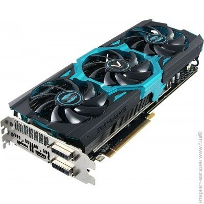 Sapphire R9 290X 4GB, 512bit, DDR5, VaporX Tri-X