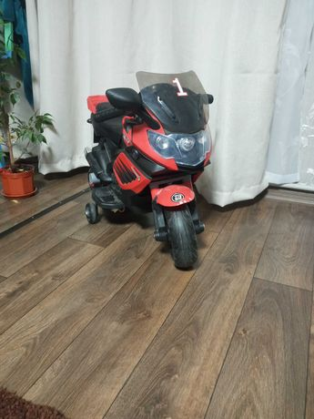 Детский мотоцикл 3582 RED