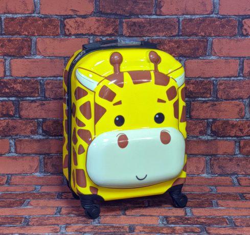 Детский чемодан колесах, дитяча валіза на колесах Акция!