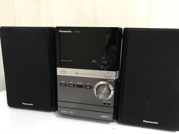 Aparelhagem Hi-Fi PANASONIC SA-PM38
