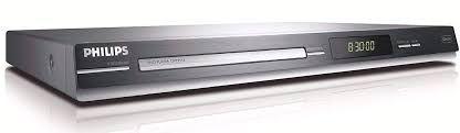 Philips certyfikację DVP 3142/12 DVD Player (DivX) srebrny