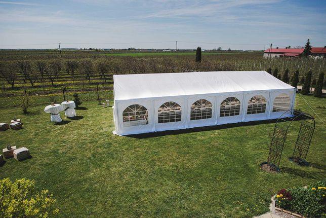 Wynajem namiotów imprezowych/eventowych/komunijnych WOLNE TERMINY!