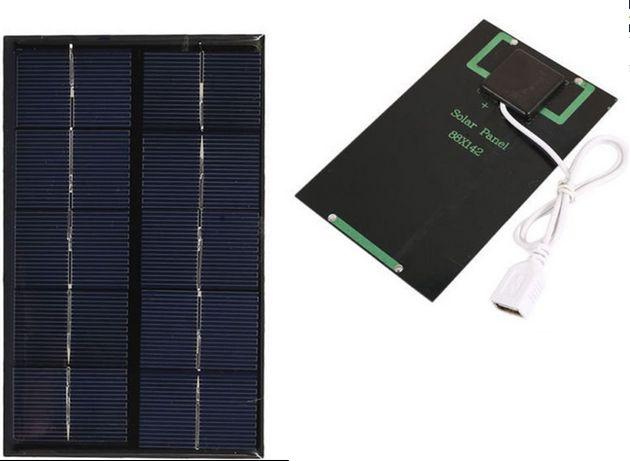 Carregador solar ultra-slim 600mA