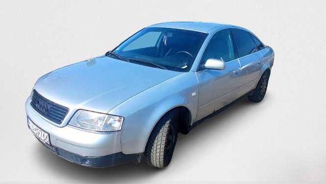 AUDI A6 C5 150KM, 1.8 benz. + GAZ / LPG.  sedan, alufelgi,