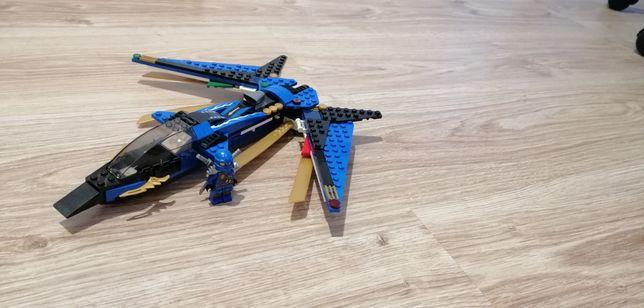 Lego 9442 lego ninjago biurzowy myśliwiec Kaya