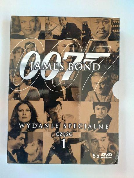 James Bond 5cd wydanie specjalne cz. 1
