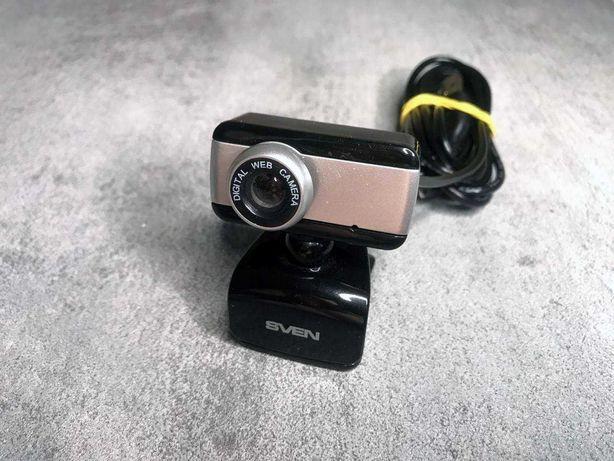 Вебкамера с микрофоном SVEN IC-320